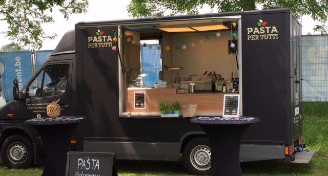 Pasta per Tutti - Mobiele Pastabar