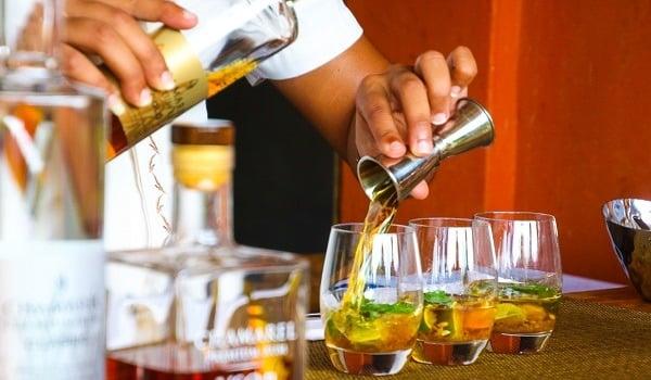 Een Cocktail Workshop Volgen