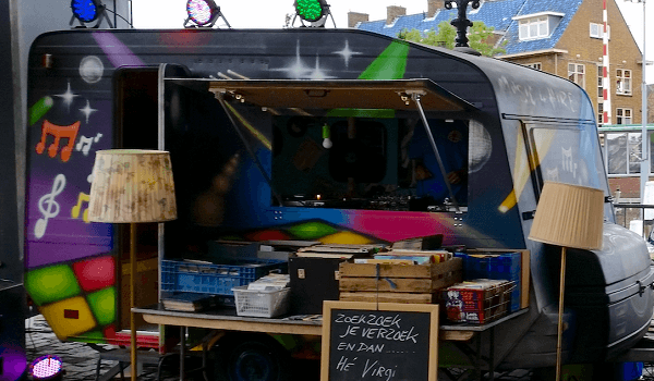 Muziek Caravan