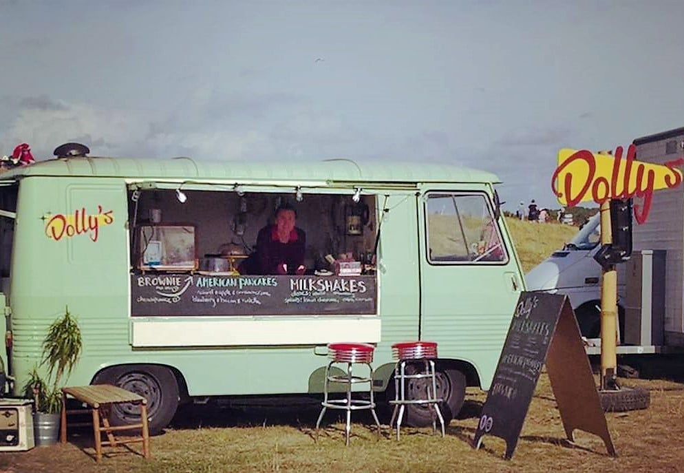 dolly's foodtruck