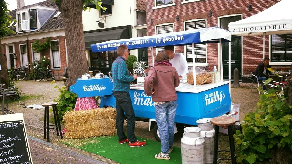 IJs Foodtruck - IJs van Matthijs