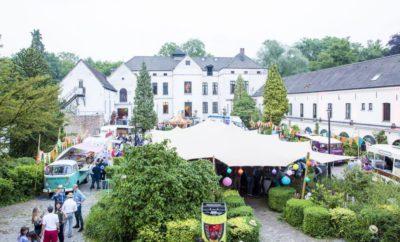 7 Geweldige Festival Bruiloft Locatie