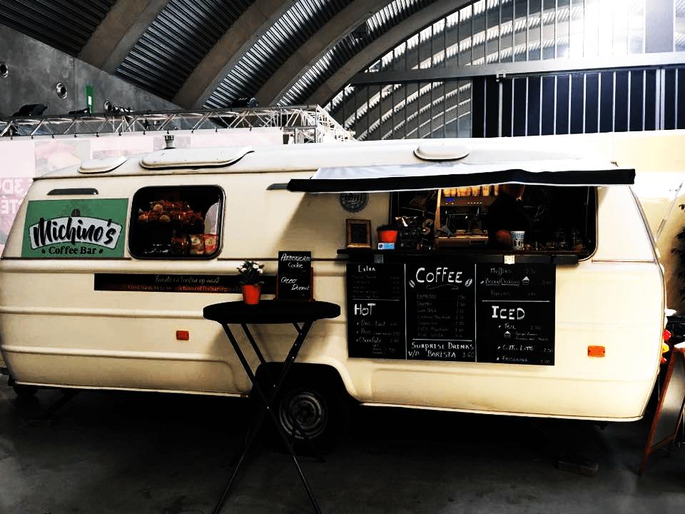 Retro Koffiebar - Michino's Coffee Bar