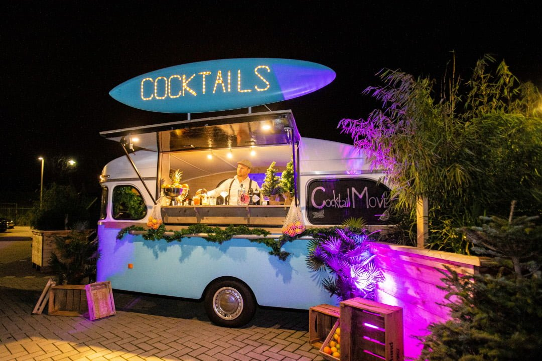 cocktail caravan mobiele cocktailbar