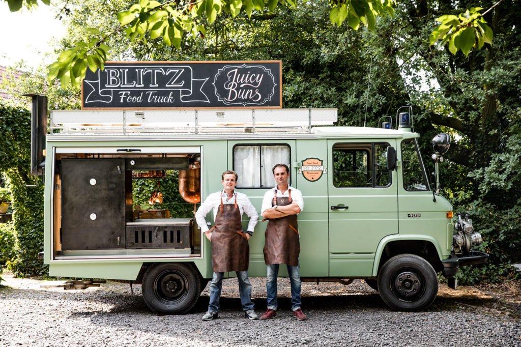 blitz catering amsterdam foodtruck
