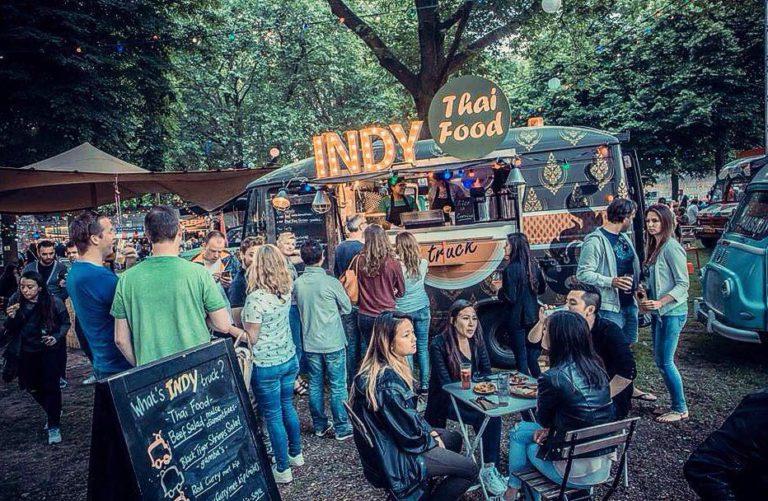 Indy truck - thai streetfood