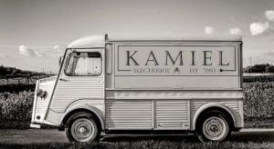Kamiel - Kale Foodtruck