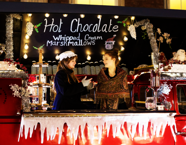 foodtruck en catering trends winter gluhwein drankentruck kerstborrel