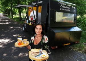 Portugese Tafel foodtruck ondernemers