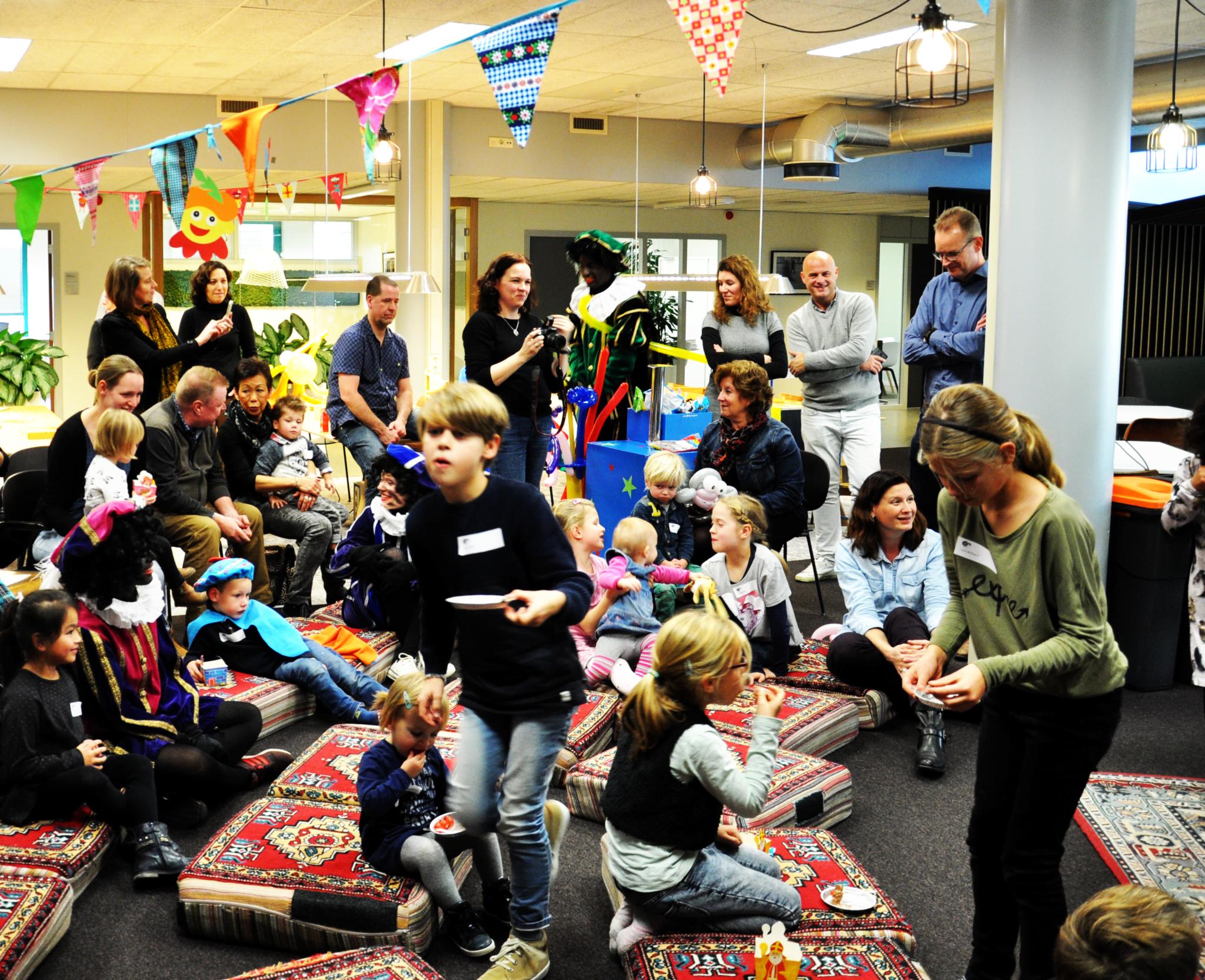Ideeën Sinterklaasfeest bedrijf