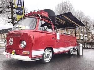 VW Retro Cafe foodtruck
