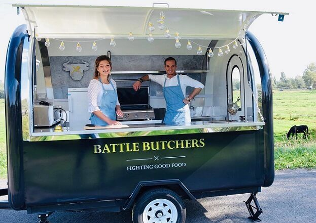 battle butchers foodtruck