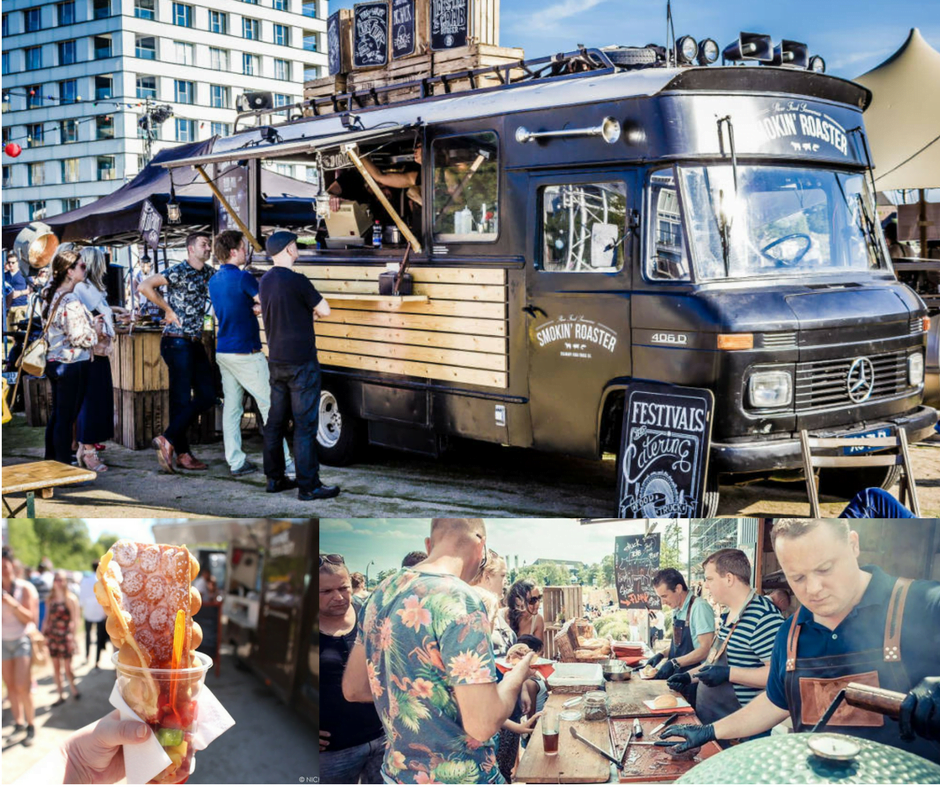 brussels foodtruck festival
