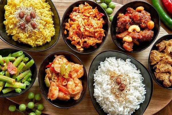 catering met indonesische invloeden