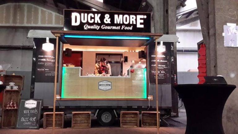 duck en more foodtruck