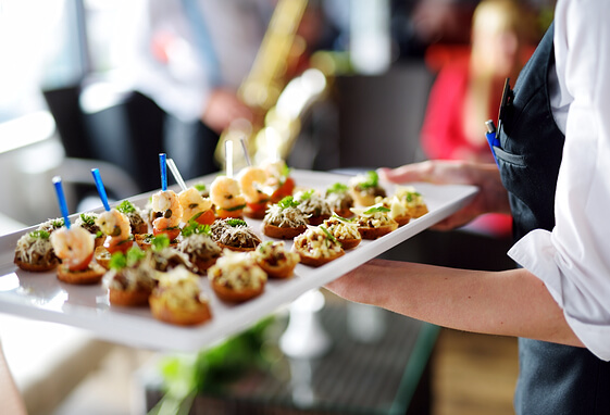 hapjes catering