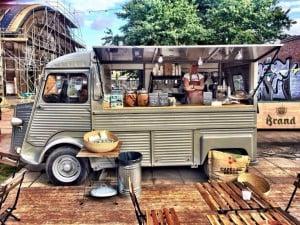 HY Koffie - Rotterdamse koffie truck