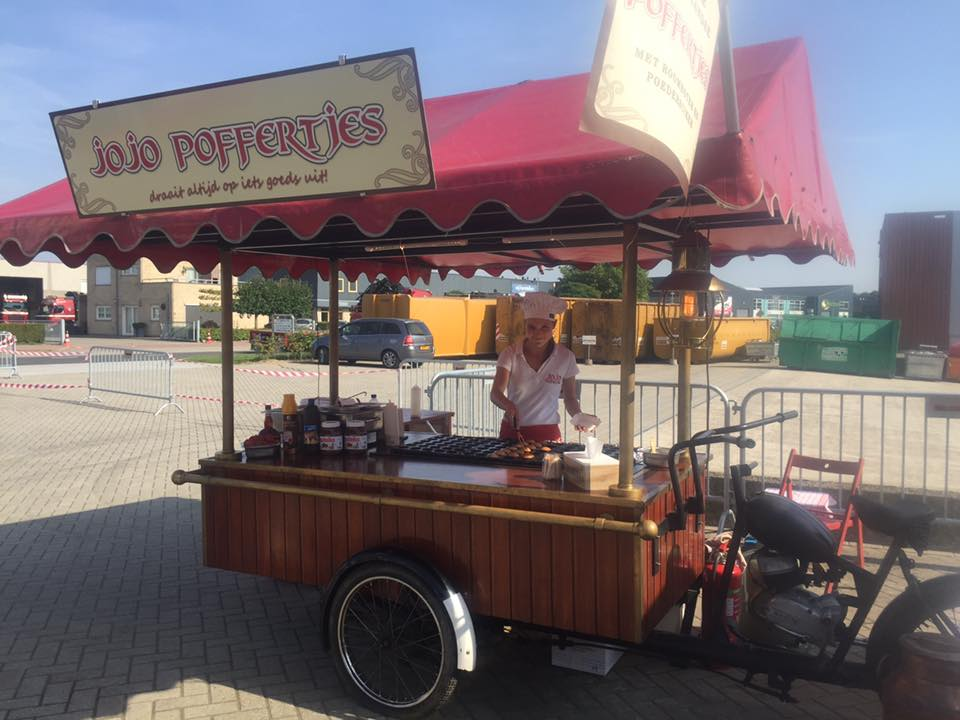 jojo poffertjes foodtruck