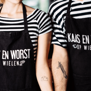 Team Kaas en Worst op Wielen