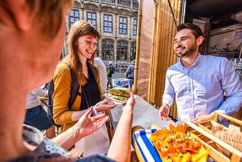 korenmarkt belgie