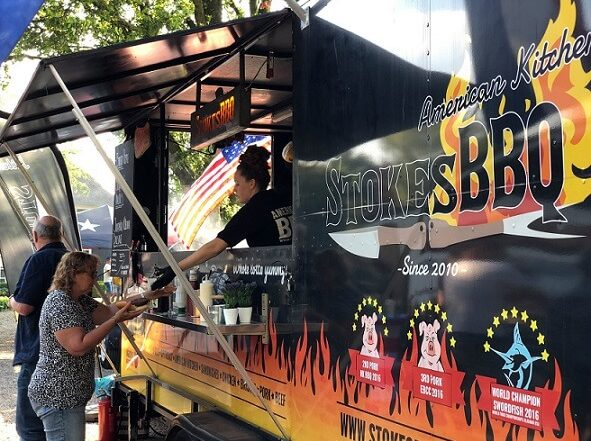 stokes bbq foodtruck