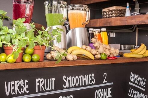vers fruit smoothie